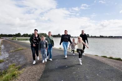 Jensen Familyshop, modefotografie, strand