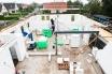 bouwproject Pallertshuis, Emslandermeer, Groningen, 24-persoons vakantiehuis