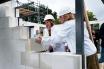 bouwproject pallertshuis, 24-persoons vakantiehuis, Emslandermeer, Groningen