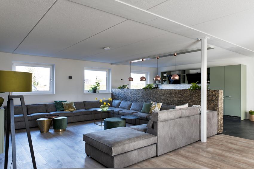 ParcEmslandermeer, Pallertshuis, 20persoons, vakantiehuis, duurzaam, multigeneratiehuis